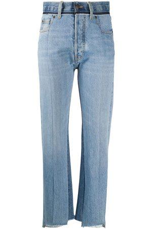 Maison Margiela Jeans med kontrastpanel