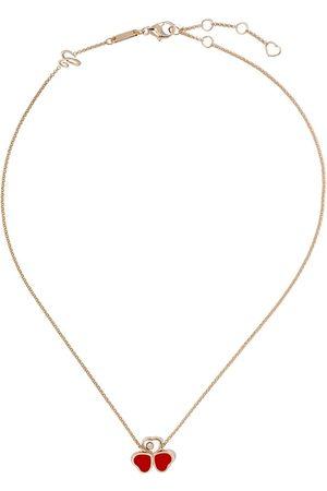 Chopard Kvinna Halsband - Happy Heart halsband i 18K roséguld