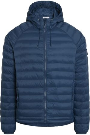 Knowledge Cotton Apparal Men's Eco Active Thermore Hood Jacket