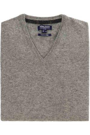 Woolrich Man Stickade tröjor - Pico Jersey