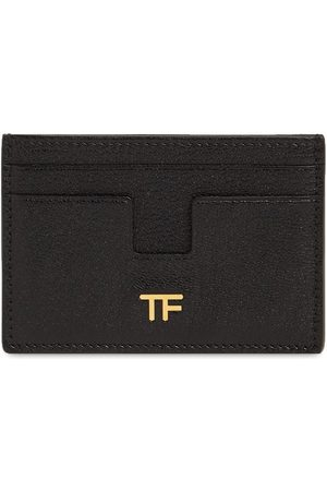 Tom Ford Tf Leather Card Holder