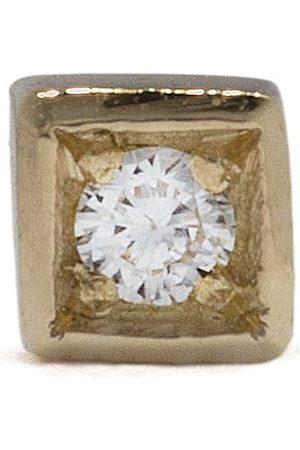Feidt Paris Bo Modele små stiftörhängen i 18K gult med diamant
