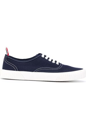 Thom Browne Heritage låga sneakers
