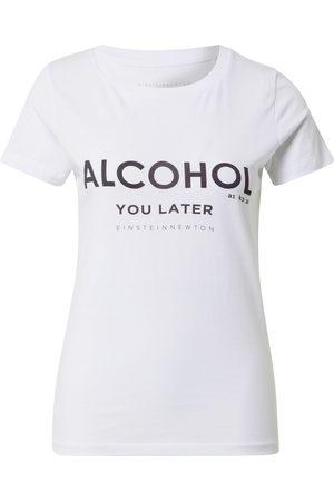 EINSTEIN & NEWTON T-shirt 'Alcohol