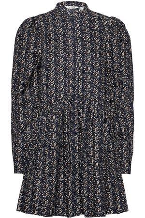 B YOUNG Kvinna Festklänningar - Bxjoella Dress Kort Klänning Multi/mönstrad