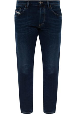 Diesel D-Yennox ruched jeans