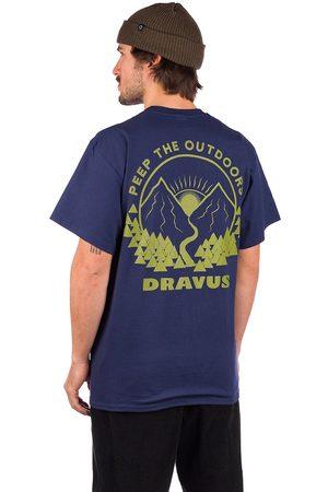 Dravus Peep T-Shirt navy