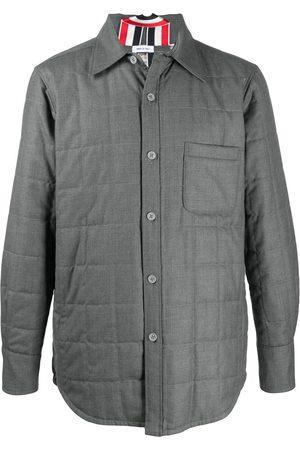 Thom Browne Vadderad skjortjacka