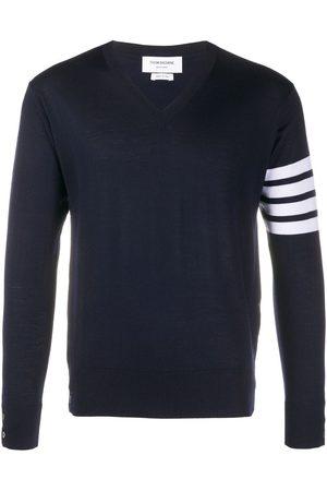 Thom Browne V-ringad tröja