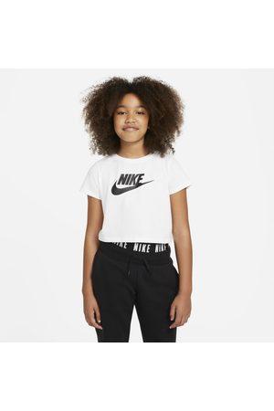 Nike Kort t-shirt Sportswear för tjejer
