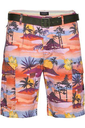Scotch&Soda Shorts Cargo Shorts Multi/mönstrad