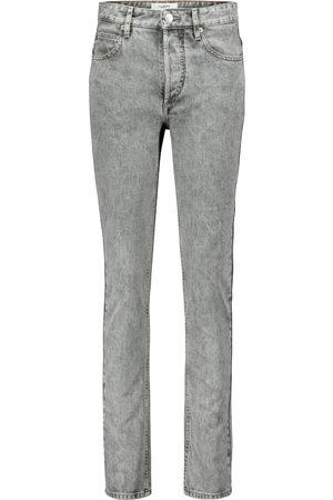 Isabel Marant Biliana mid-rise slim jeans