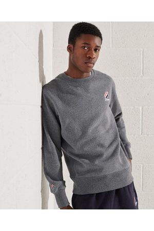 Superdry Man T-shirts - Essential Sport Style rundhalsad sweatshirt