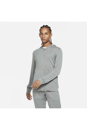 Nike Jacka med dragkedja i fullängd yoga Dri-FIT för män