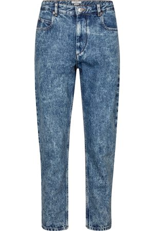 Isabel Marant Neasr high-rise slim-straight jeans