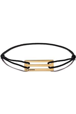Le Gramme Armband - Armband i 18K gult guld