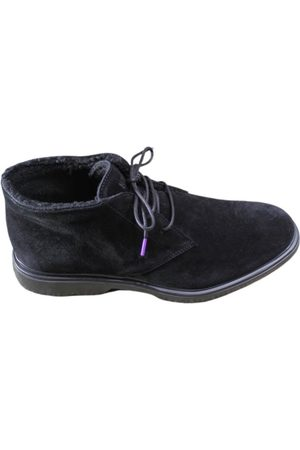Hogan Suede ankle boot
