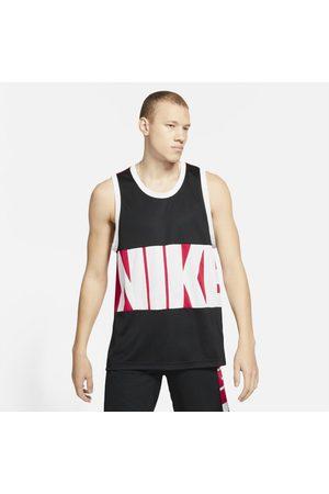 Nike Man Träningsutrustning - Basketjersey Dri-FIT för män