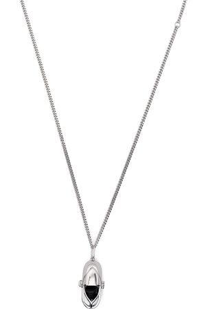 CAPSULE ELEVEN Halsband med kristallhänge