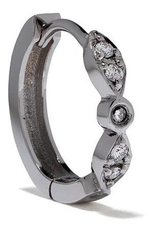 Feidt Paris Charniere Les Eternels diamantörhänge i 18K vitguld