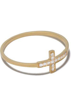 Feidt Paris Les Eternels diamantring i 18K gult