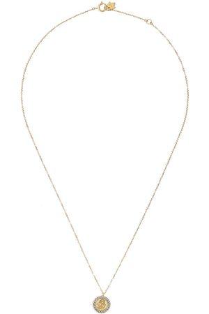 Feidt Paris Angel Raphael halsband i 9K gult