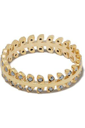 Feidt Paris Kvinna Ringar - Ring i 9K gult med safir