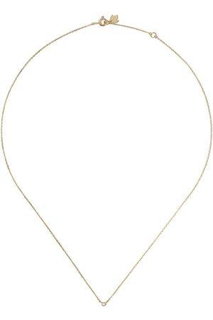 Feidt Paris Diamanthalsband i 18K gult