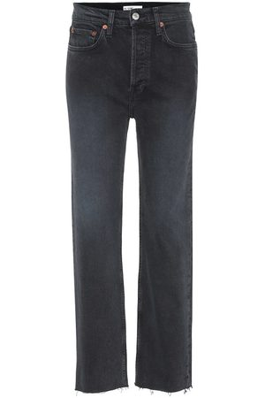 RE/DONE High Rise Comfort Stretch Jeans