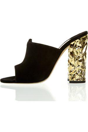 ROBERTO FESTA High heeled flip flops