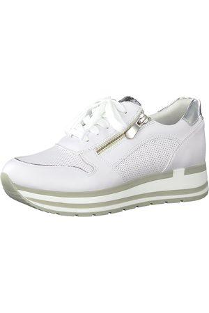 Marco Tozzi Kvinna Sneakers - Låg sneaker