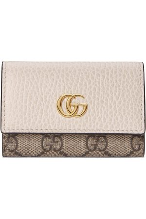 Gucci Kvinna Nyckelringar - GG Marmont leather key case