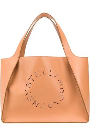 Stella McCartney Tote-väska med logotyp