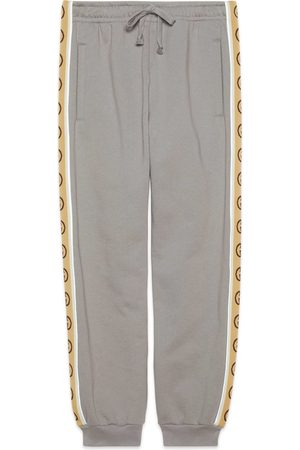 Gucci Man Byxor - Cotton jersey trousers