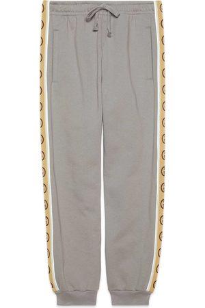 Gucci Man Byxor - Cotton jersey trousers
