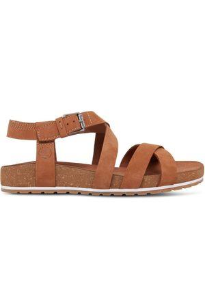 Timberland Women's Malibu Waves Ankle Strap Sandal