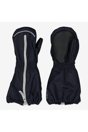 Polarn O. Pyret Flicka Handskar - Tumvantar skal mörk marinblå