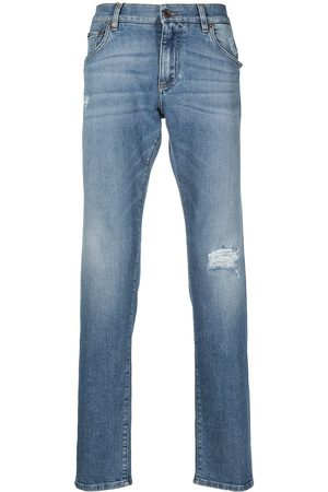 Dolce & Gabbana Straight-jeans