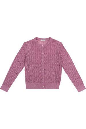 Dolce & Gabbana Lurex® cardigan