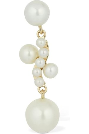 SOPHIE BILLE BRAHE Kvinna Örhängen - Petite Ocean Pearl Mono Earring