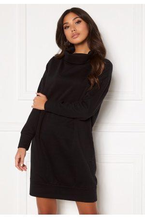 Vero Moda Kvinna Festklänningar - Millie LS Short Dress Black L