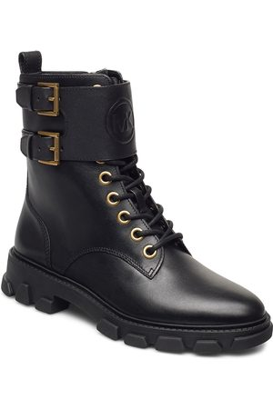 Michael Kors Shoes Ridley Ankle Boot Shoes Boots Ankle Boots Ankle Boot - Flat