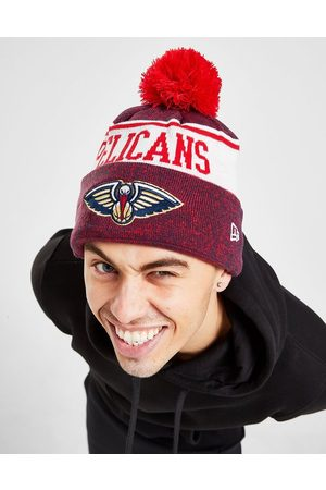 New Era NBA New Orleans Pelicans Pom Beanie Hat - Only at JD