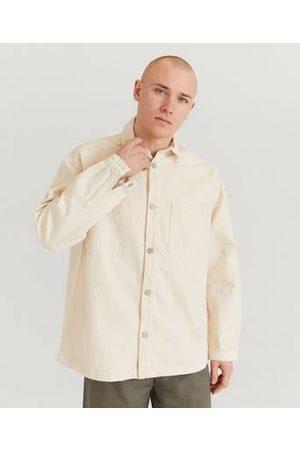 Just Junkies Man Casual - Overshirt Osia Offwhite Natur