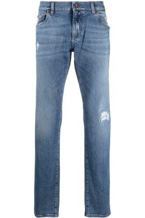 Dolce & Gabbana Jeans med logotypmärke