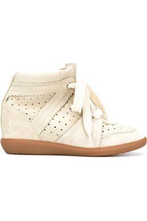 Isabel Marant Kvinna Sneakers med kilklack - Bobby wedge sneakers
