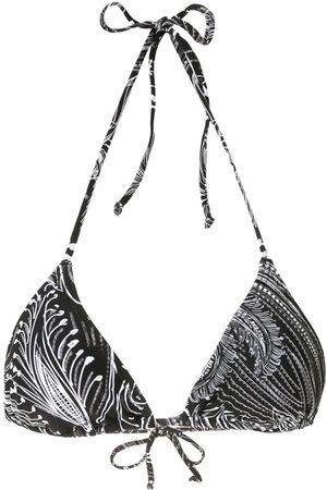 Lygia & Nanny Kvinna Bikinis - Lido mönstrad bikiniöverdel