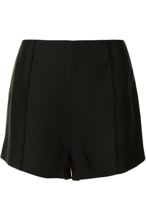 Macgraw Kvinna Shorts - Poet shorts med plisserad detalj