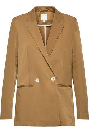 Vila Kvinna Kavajer - Visally Tailored Blazer/Za Blazers Casual Blazers
