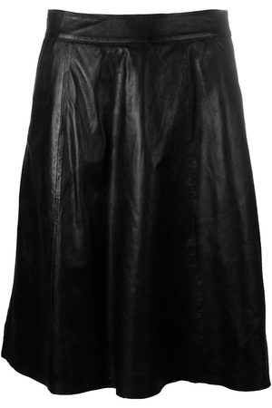 Butterfly Copenhagen Leather skirt 100069